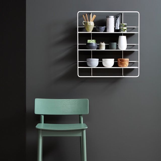 The Coupe Shelf by @wouddesign now available in white and black