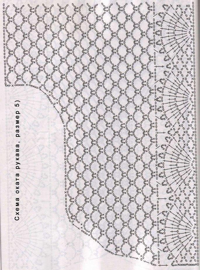 107 best Graficos Crochet images on Pinterest | Crochet patterns ...