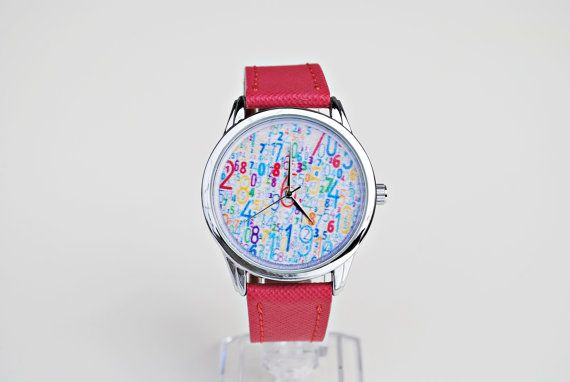 Check out this item in my Etsy shop https://www.etsy.com/listing/480861356/pink-womens-watch-woman-watch-woman-gift