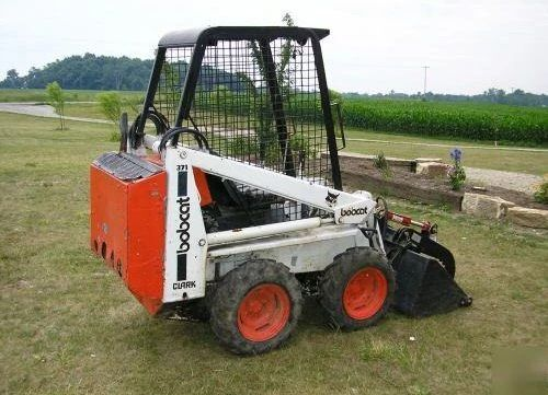Download Bobcat 371 Skid Steer Loader Workshop Service