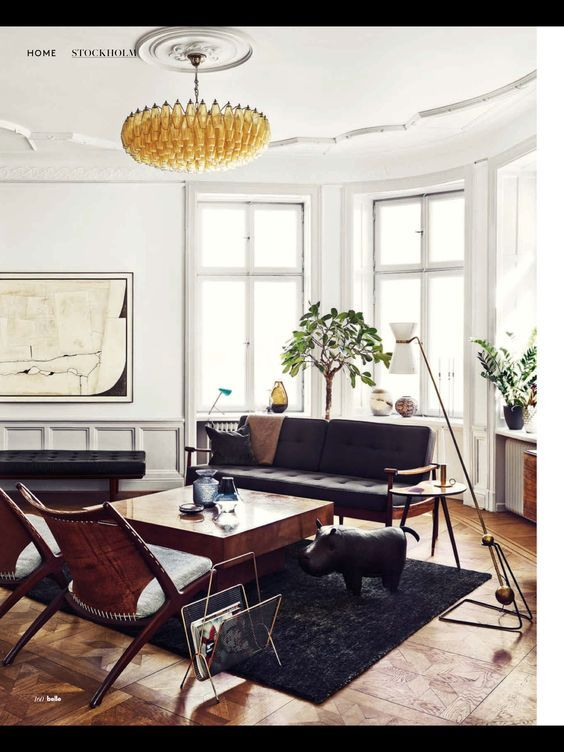 Discover This Stunning Stockholm Apartment The Home Of Prop Stylist Joanna Laven Find This Pin And