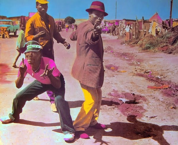 """Udokotela Shange Namajaha, """"Sobabamba"""" (1985) - From The Indestructible Beat of Soweto, a Christgau A+ pick that failed to reach me, save for this hypnotically warped-sounding instrumental, a tune which would not be terribly out of place on one of the Mekons's mid-80s excursions into old, weird Americana. Don't trust my description, though.     Listen: http://grooveshark.com/s/Sobabamba/4iE6CE?src=5"""