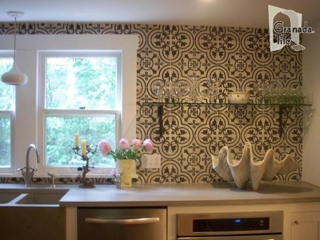 Kitchen Tile Middletown California