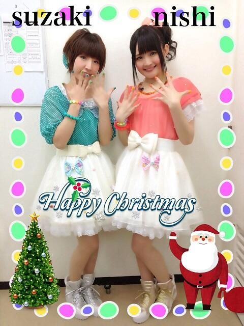 Twitter / suzakinishi: みんな!Merry Christmas!!☆ あと1時間で洲崎西、はじまるよー♪ 【洲崎】