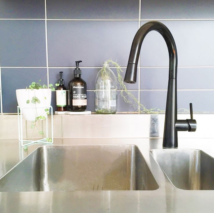 Kitchen Mixer with Pull Out Spray by Meir