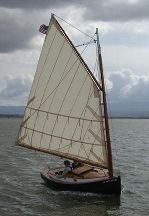 Cape Cod Catboat-- oh that's pretty