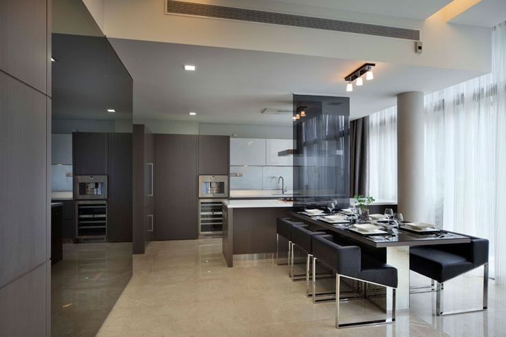 39 best images about interior design showflat on - Appartement grange infinite showflat singapour ...