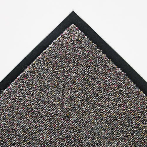 Classic Berber Wiper Mat, Nylon/Olefin, 48 x 72, Brown by Crown Products. $83.59. Crown - Classic Berber Wiper Mat, Nylon/Olefin, 48 x 72, Brown - Sold As 1 EachKeep your home and office free from outside moisture. These indoor mats feature premium crush- and soil-resistant Olefin loop pile fibers that retain moisture and dry quickly. Solid vinyl back helps keep mat securely in place. Designed for heavy- to medium-traffic areas. Mat Type: Wiper Mat; Applicatio...