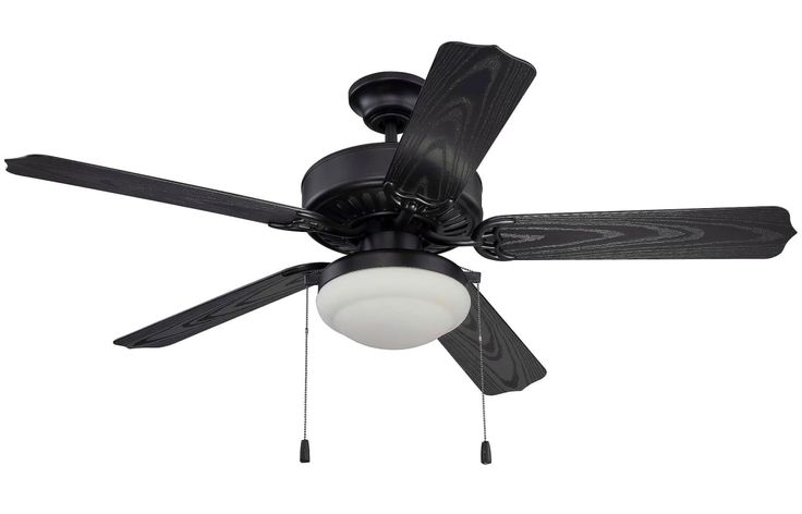 Craftmade Wod525pc1 Cove Harbor 52 5 Blade Ac Motor Indoor Ceiling Fans With Li Ceiling Fan Outdoor Ceiling Fans Ceiling Fan With Light
