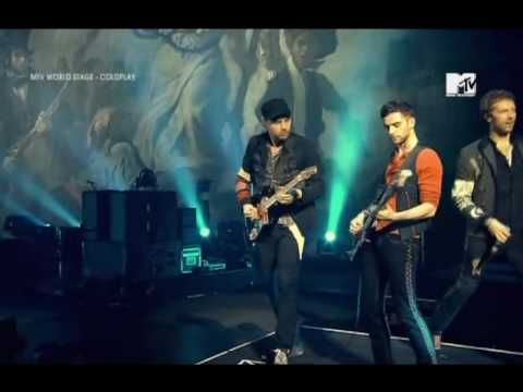 Coldplay - In My Place (Live Tokyo 2009) (High Quality video) (HQ)