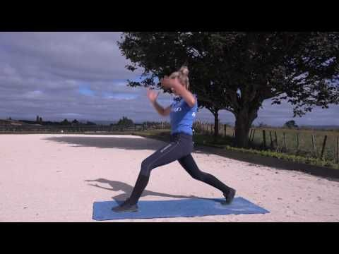 How Mobility And Yoga Can Help Your Riding -