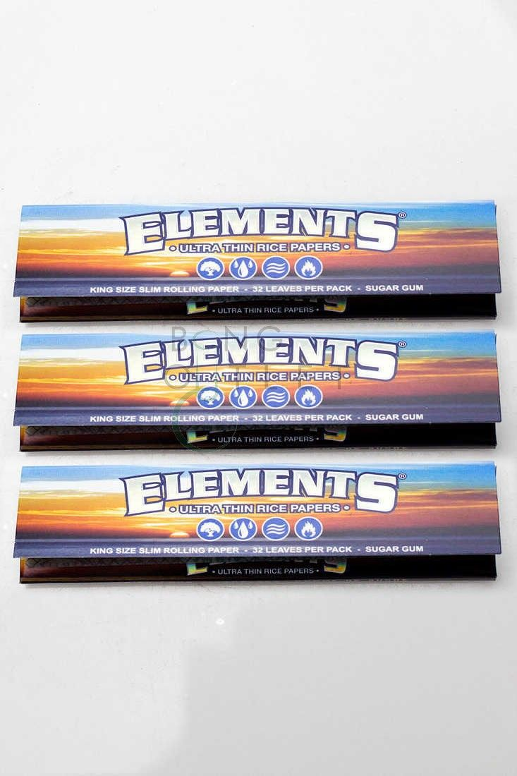 Elements Rice smoking Papers | Rolling paper | Rolls, Rice paper, Paper