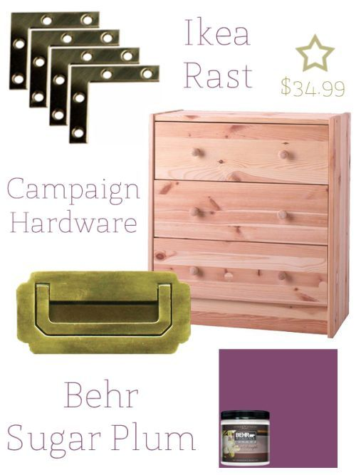 Campaign Chest Shopping List1 DIY: Campaign Chest