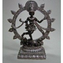Shiva Nataraj 14x15 cm