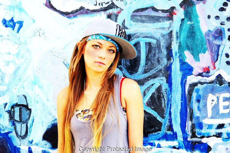 LOUD LOVE PHOTOGRAPHY #woman #women #beautiful #badass #strong #fashion #portrait #sexy #hat #cap #baseball #straighthair #hair #longhair #loudlovephotography #sandiego #photography #losangeles #socal #california #cali #art #paint #painting #wall #wallart #colors #colorful