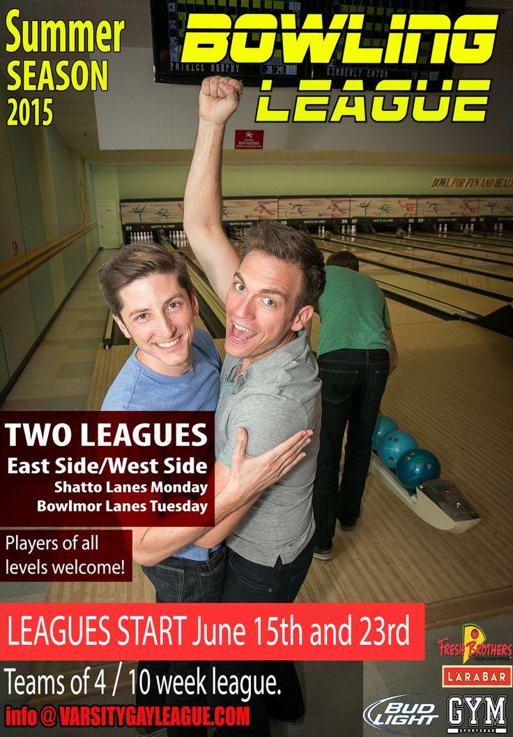from Aaron gay bowling atlanta