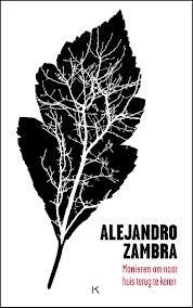 In Manieren om naar huis terug te keren, zijn langverwachte derde roman, laat Alejandro Zambra een generatie aan het woord die in 'de roman van de ouders' opgroeit. Een generatie van kinderen die lange tijd geloofden dat zij als 'secundaire personages' geen rol van betekenis hadden in het groteske zwart-witverhaal van de Latijns-Amerikaanse geschiedenis met haar dictators en onderdrukten.