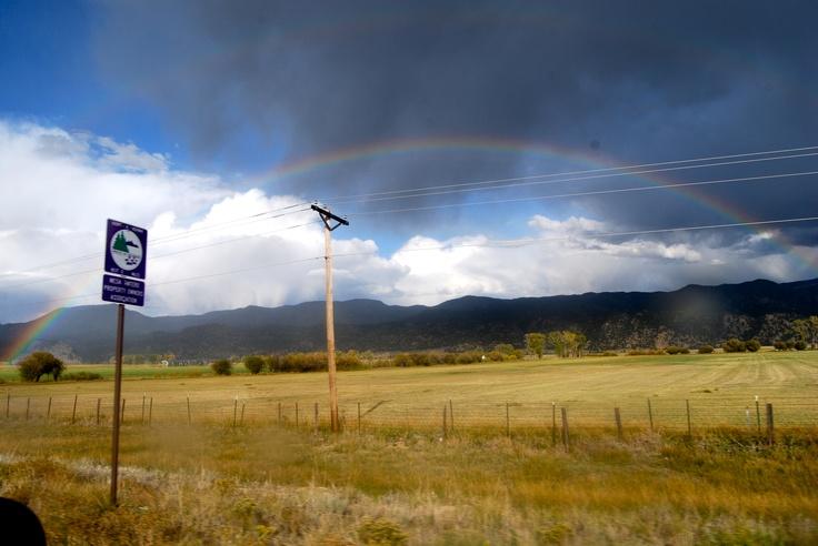 road trip South Colorado