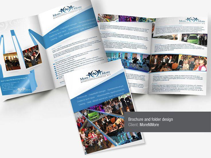 dossie and broschure design