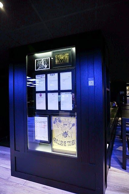 Linghoff Arkitektur - Leifs Lounge - Interior 2