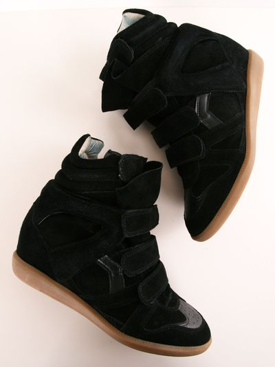 Absolutely in love with these!! -Isabel Marant Sneakers