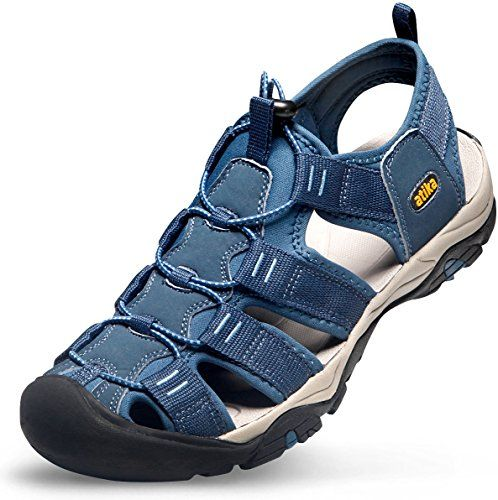 6be2a1eec14204 nice Atika Men s sport sandals tesla Orbital trail outdoor sandal water shoes  aqua running slide boots