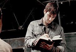 Andrew J West - Gareth the Walking Dead