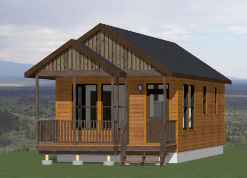 889 best images about homes cabins and castles on for 16x32 house plans