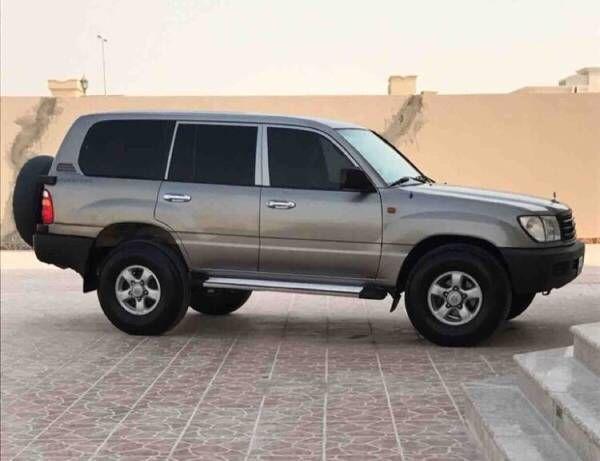 Toyota Land Cruiser G Standard 1998 Used Suv Al Doha Qatar
