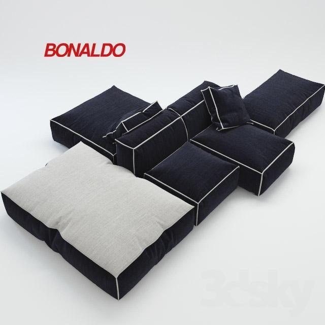 bonaldo, sofa