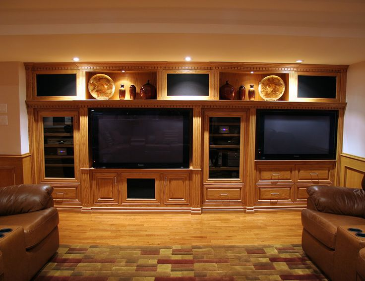 22 Best Decorating Images On Pinterest | Basement Ideas, Entertainment And  Built Ins
