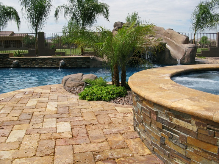 25 Best Ideas About Pool Coping On Pinterest: Go Pavers Images On Pinterest