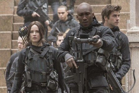 The Hunger Games Mockingjay Part 2 - 2015