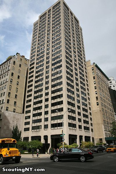 Diffrent Strokes Apartment Building Home Tv New York