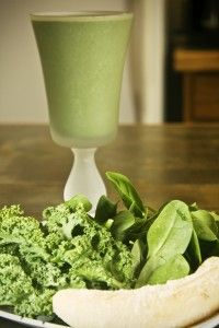 Green Smoothie Recipes for Healthy, Clear Skin.