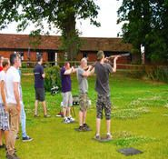 Family friendly shooting game for hire. Our family friendly shooting game can be hired worldwide.