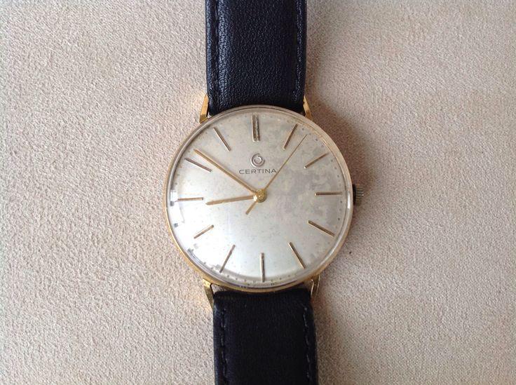 Certina Hand Winding Watch