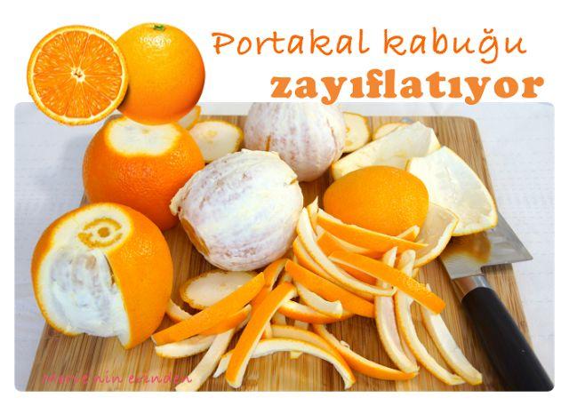 Merve'nin Evinden: Portakal kabuğunun faydaları #portakal#kabuğu