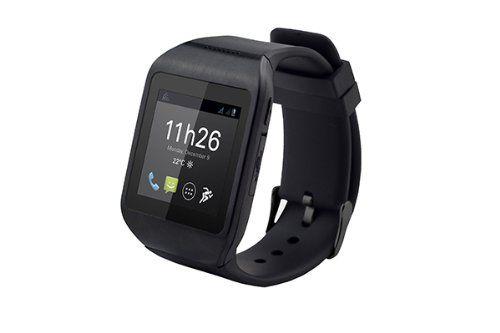 Polaroid PWatchNoir - Smartwatch Bluetooth 3.0, negro #ofertas #regalos #regalar #tienda #madrid #españa