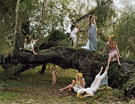 Justine Kurland (Fashion) Published March 2008