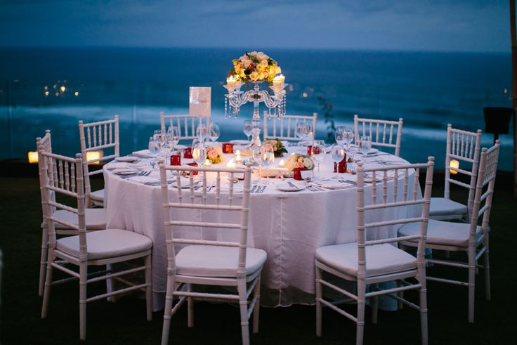 Bali wedding packages can be as varied as the person requesting the package. People might choose a traditional western style package with a church theme an underwater wedding, or even a safari wedding in the Bali marine park.