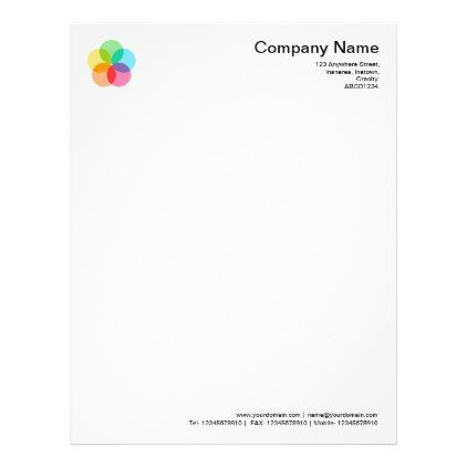The 25+ best Professional letterhead ideas on Pinterest - Best Free Letterhead Templates