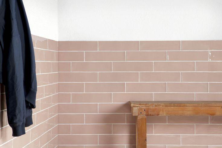 Rose Pink Metro Tiles Landing Soon In South Africa Available From Decobella Tiles Www Decobella Carrelage Subway Carrelage Italien Imitation Carreaux De Ciment