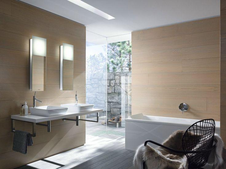 STARCK Bathtub by DURAVIT #BathroomDesign #interiordesign #ShopOnline