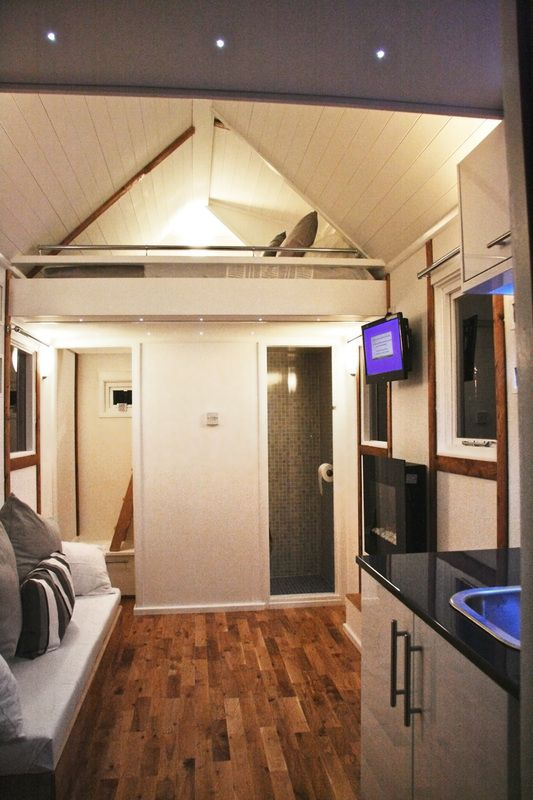 90 best Tiny House Layouts images on Pinterest Tiny house on