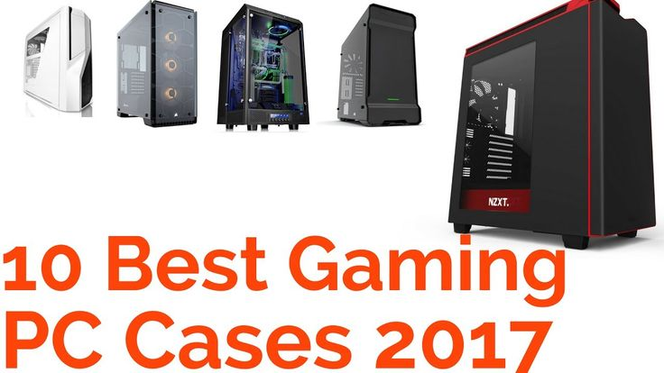 10 Best Gaming PC Cases 2017.  We provide a review video of gaming PC cases 2017. You want a latest technology gaming PC cases? Please watch this video,we hope this video is very useful for you. You want to know more about this video cases please see link in video description.