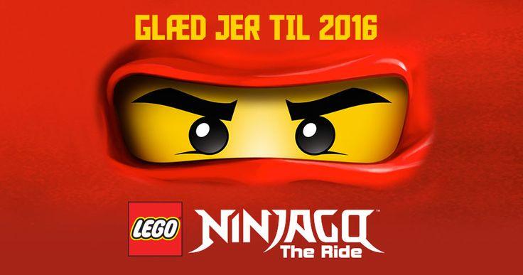 LEGO Ninjago 2016: Тренировочный лагерь ниндзя для всей семьи #Legoland #Ninjago #Billund