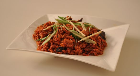 Delicious Recipe Of Soya Keema