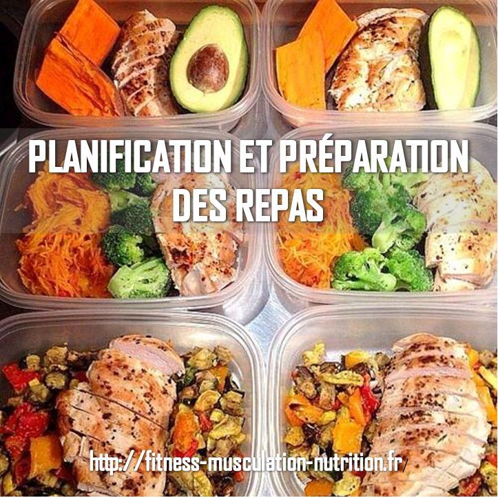 La nutrition joue un rôle important en musculation. La planification et prépar…