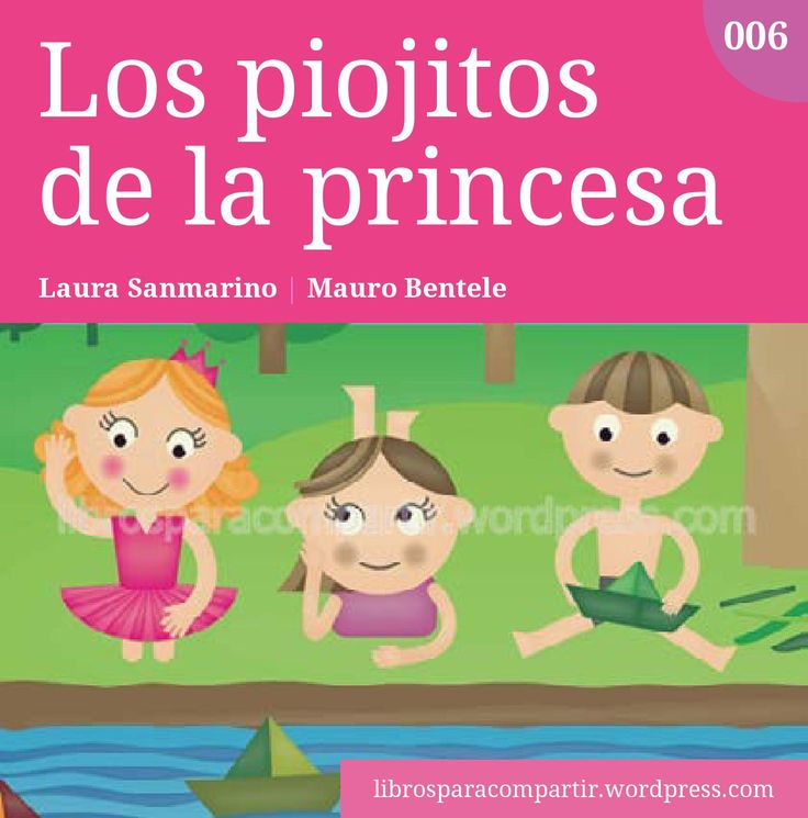 ISSUU - 006 Los piojitos de la princesa - librosparacompartir.wordpress.com by libros para compartir